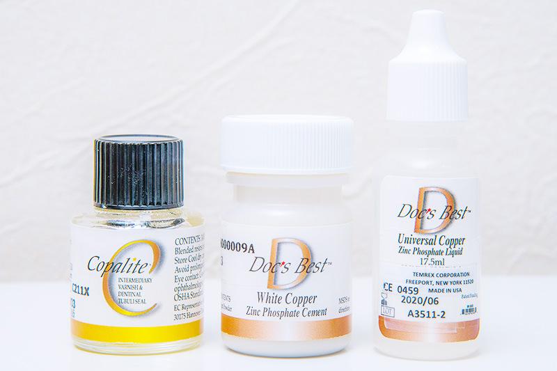 ドックベストセメント治療法について